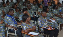 DOVVSU CAPACITY BUILDING FOR PERSONNEL AT THE DETECTIVE TRAINING ACADEMY (2)