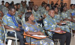 DOVVSU CAPACITY BUILDING FOR PERSONNEL AT THE DETECTIVE TRAINING ACADEMY
