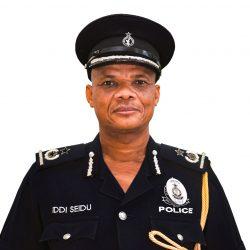 DCOP. MR. IDDI SEIDU, DIRECTOR GENERAL - MARINE POLICE (3)